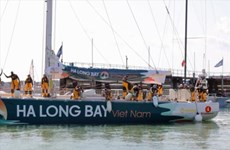 Le voilier « Ha Long Bay – Vietnam » rejoint la Clipper Round the World Yatch Race 2019-2020