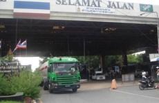 La Thaïlande encourage le commerce frontalier avec la Malaisie