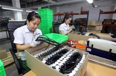 IDE: 4,19 milliards de dollars investis à Hô Chi Minh-Ville en huit mois