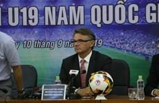Philippe Trousier nommé sélectionneur de l'U19 du Vietnam