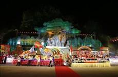 Ouverture du festival de la ville de Tuyên Quang 2019