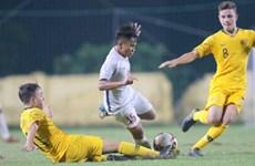 Championnat AFC U16 2020 : Les Vietnamiens n'iront pas en finale