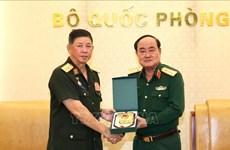 Vietnam et Laos coopère sur le développement de leur potentiel logistique