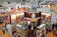 Des entreprises vietnamiennes participent au salon World Food 2019 en Russie