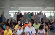 Des épouses des diplomates de l'ASEAN en Malaisie renforcent les activités caritatives