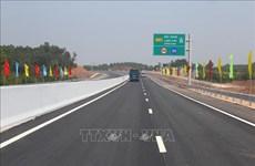 Un tronçon de l'autoroute Bac Giang – Lang Son ouvert au trafic