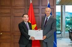 Le Vietnam adhère à l'Arrangement de La Haye
