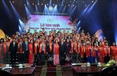 63 agriculteurs vietnamiens exemplaires à l'honneur