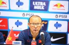 """Mondial 2022: L'entraîneur de l'équipe vietnamienne """"fier"""" de ses élèves"""