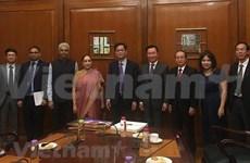 Promotion du partenariat stratégique intégral Vietnam – Inde