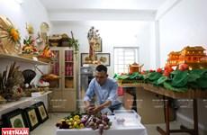 L'art floral révèle l'identité vietnamienne