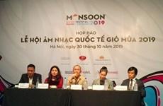 Le Monsoon Music Festival de retour en novembre à Hanoï