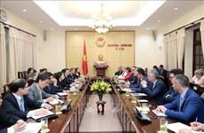 Le Vietnam s'efforce de relier le développement du commerce à la garantie du bien être-social