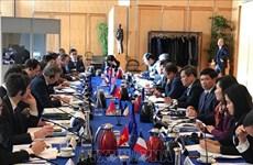 Le Vietnam et la France soulignent les avantages de l'EVFTA