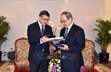 Hô Chi Minh-Ville souhaite promouvoir ses liens avec la Hesse (Allemagne)