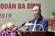 La fête de la grande union nationale célébrée à Hanoi, Bên Tre et Tra Vinh
