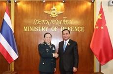 La Thaïlande veut renforcer la coopération militaire avec la Chine