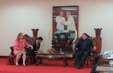 An Giang veut exporter le riz et les fruits aux Etats-Unis