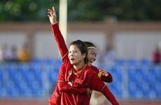 SEA Games 30 – Football féminin : Le Vietnam et la Thaïlande partagent l'enjeu
