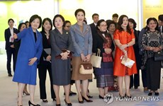 K-beauty séduit en marge du Sommet ASEAN-République de Corée