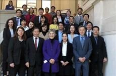 Santé: une formation à l'intention de chefs d'entreprise vietnamiens en Allemagne