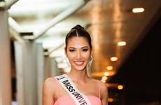 La belle Hoang Thuy en lice pour le titre de Miss Univers 2019