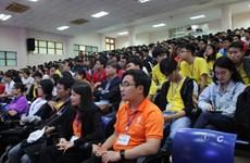 Environ 700 étudiants présents à trois concours d'informatique à Da Nang