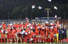 SEA Games 30 : Le Vietnam reste en deuxième position