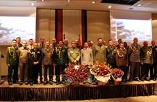 Les 75 ans de l'Armée populaire du Vietnam célébrés en Algérie et au Brésil