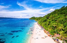 Les Philippines accueillent plus de 8 millions de touristes en 2019