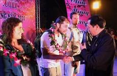 Ha Giang accueille ses premiers touristes étrangers de 2020