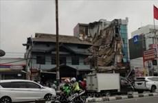 L'Indonésie frappée par un fort séisme