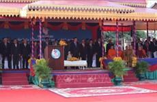 Les 41 ans de la victoire sur les Khmers rouges célébrés au Cambodge