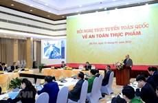 Le PM : l'accès aux aliments propres est un droit fondamental de l'homme