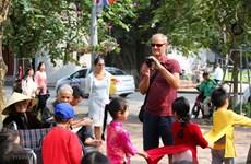 Hanoi est à la traîne de nombreuses villes régionales sur l'attraction des touristes étrangers