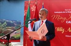 Le Têt du Rat 2020 célébré au Mexique, en Pologne, en Slovaquie et au Royaume-Uni
