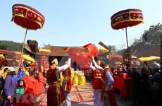 La fête annuelle de Cô Loa attire un grand nombre de visiteurs