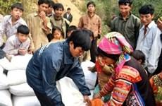 Le Premier ministre décide d'octroyer plus de 1.500 tonnes de riz à trois provinces