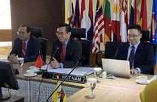 ASEAN: le Vietnam préside la première réunion de 2020 de l'ACCC