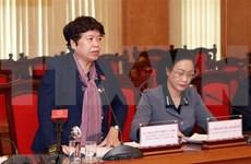 La Commission des affaires sociales de l'AN supervisie la lutte contre l'épidémie de COVID-19