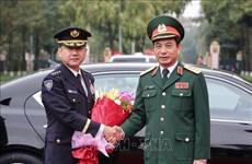 Le Vietnam et le Japon promeuvent leur coopération dans la défense