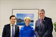 L'ASEAN promeut sa coopération avec l'USTDA et l'Eximbank