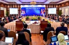 La Communauté de l'ASEAN au menu des hauts officiels à Dà Nang