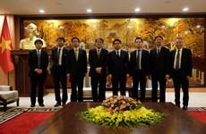 Hanoi renforce sa coopération avec les partenaires japonais