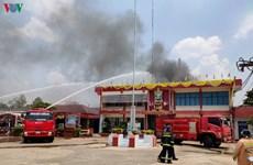 Des craintes d'épidémie causent une émeute dans une prison en Thaïlande