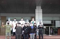 COVID-19 : Douze patients annoncés guéris au Vietnam