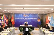 Le Vietnam plébiscité pour son rôle dans la réponse régionale au COVID-19