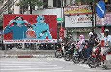 COVID-19 : Un journal russe salue l'efficacité du Vietnam