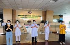 COVID-19 : trois nouveaux patients guéris au Vietnam