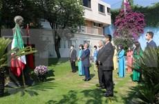 Activités célébrant l'anniversaire du Président Ho Chi Minh en Égypte et au Mexique